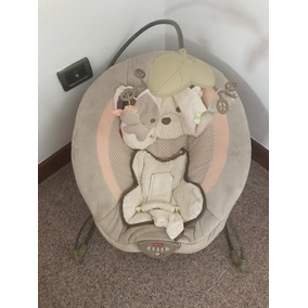 Silla Vibradora Mecedora Para Recien Nacido Bebe