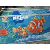 Mini Toallas Infantiles Mickey Mouse, Nemo 60x35cm 1doc 180