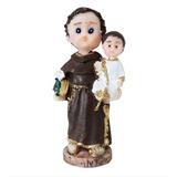 Imagem Infantil De Santo Antonio Artigos Relig Católicos