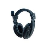 Fone De Ouvido Com Microfone P2 P/ Pc Confort Via 750