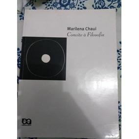 Convite A Filosofia - Marilena Chauí