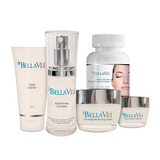 Kit Cremas Bellavei 5 Productos Incluye Fitoceramidas