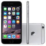 Iphone 6 64gb Cinza Original Anatel Garantia Nacional