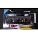 Kit 5 Pçs Mp3 Player/auto Rádio Lenoxx Ar-562 Am/fm