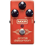 Mxr Prime Distortion M69 Distorsion+transf9v Infusiontienda