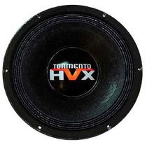 Alto Falante Woofer Tormento Hvx- 600 Wrms - 12 Pancadão