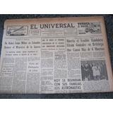 Tabla periodica universal en mercado libre venezuela periodico el universal 10 de junio de 1965 urtaz Image collections