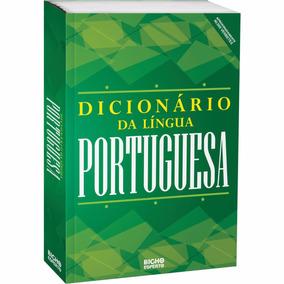 Dicionario Português 560 Paginas 12x17cm Bicho Esperto 1un