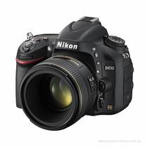 Camera Nikon D610 Full Frame Com Lente 24-85mm +nf+garantia