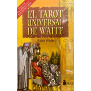 El Tarot Universal De Waite, Estuche De Libro Y 78 Cartas