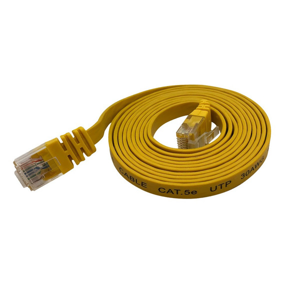 Cable De Red Patch Ethernet 1.5 Metros Rj45