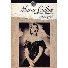 Maria Callas Em Convent Garden / Franco Zefirelli / Dvd