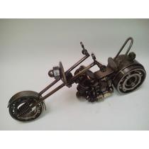 Motocicleta Triciclo Mod 2