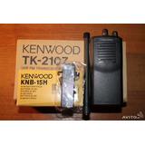 Radio Kenwood Tk 2107 + Cable Programador Gratis