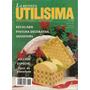 Revista Utilisima Pintura Deco Costura Reciclado Lote X 3