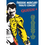 Dvd Box Queen - The Freddie Mercury Tribute /3 Dvds(987582)