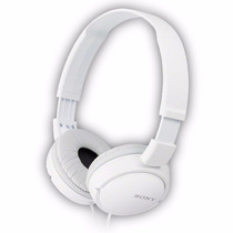 Auricular Sony Mdr-zx110 Vincha Plegable Original Blanco