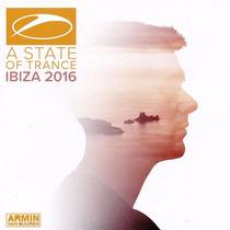 Armin Van Buuren State Of Trance Ibiza 2016 2 Cd Nuevos Imp
