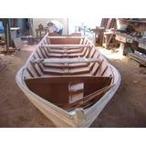 Projeto Barco E Canoa De Madeira - O Mais Completo
