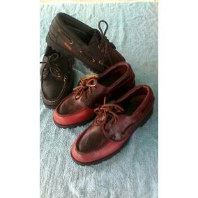 Zapatos Sebago Dexter Casual Unisex Escolares