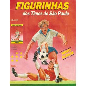 Álbum Digitalizado Campeonato Paulista 1989 - Editora Bloch