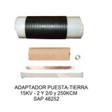 Adaptador Puesta Tierra 15kv 2, 2/0, 250 Elastimold Sap48252