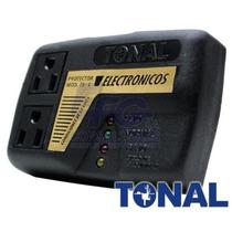 Protector Voltaje 110 Para Computadora Televisor Lavadora