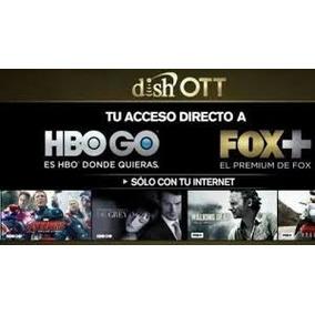 Fox Premium + Hbo Go 1 Mes