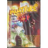 Dvd Original Multiokê Funk 1 - Novo E Lacrado