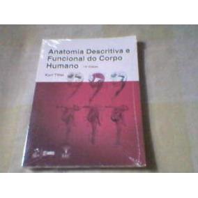 Anatomia Descritiva E Funcional Do Corpo Humano