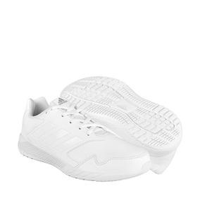 Tenis Casuales adidas Unisex Simipiel Blanco Ba9428