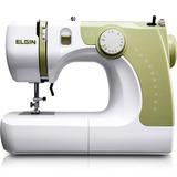 Máquina De Costura Supéria Jx2050 Branco/verde Elgin - 110v