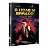 Dvd O Homem Errado - Henry Fonda, Vera Miles