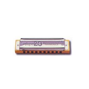 Harmonica Hering Diatônica Super 20 8020 - C