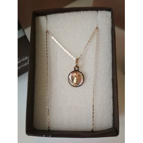 Medalla Mini Virgen 10k Florentino Adulto