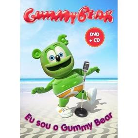 2 Dvds Gummy Bear - Eu Sou O Gummy E Em Busca Do Papai Noel