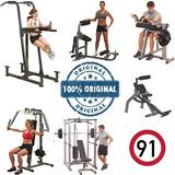 91 Planos Construye Maquinas De Ejercicios Gym Gimnasio