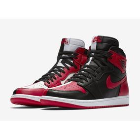de135c306d14d Nike Nike Nike Jordan Rojo Con Negro zapatillas en Mercado Libre Perú 6e01e5