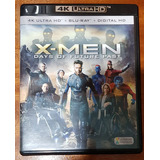 Filme Bluray 4k Ultra Hd X-men Days Of Future Past