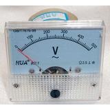 Voltímetro Analogico 0 A 500v Ca 85l1 Clase 2.5 Gb/t7676