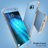 Case Ringke Fusion Anti-shock Galaxy S6 S7 S8 Edge Plus Eeuu