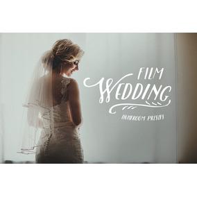 40 Film Casamento Premium Lightroom Presets Adobe + Brinde