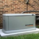 Planta Electrica A Gas 16 Kw Generac Con Transfer 200amp