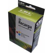 Kit Recarga Cartucho Colorido