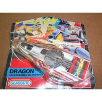 Dragon Super Sonico Do Jaspion Glasslite