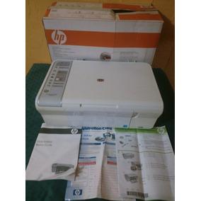 Vendo Impresora Hp Deskjet F4280 Nueva Con Caja Manual, Acc.