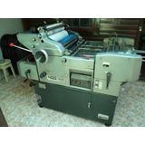 Maquinas Imprenta (offset) Permuto Ofrezcan Algo O Venta $
