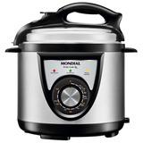 Panela De Pressão Elétrica Mondial Pratic Cook 4l 220v Pe-27