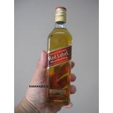 Wisky Red Label 200ml , Lacrado, Original