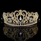 Coroa Tiara Arranjo De Cabelo Noiva Noivado 15 Anos Linda